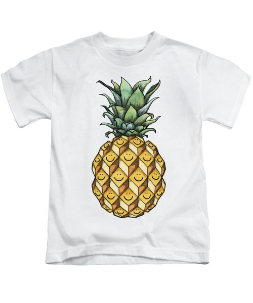 Fruitful Kids T-Shirt by Kelly Jade King