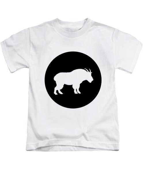 Goat Kids T-Shirt by Mordax Furittus