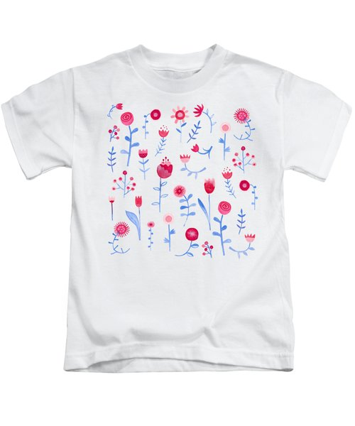 Hayfever Kids T-Shirt by Nic Squirrell