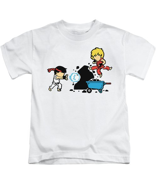 Hits Kids T-Shirt by Opoble Opoble