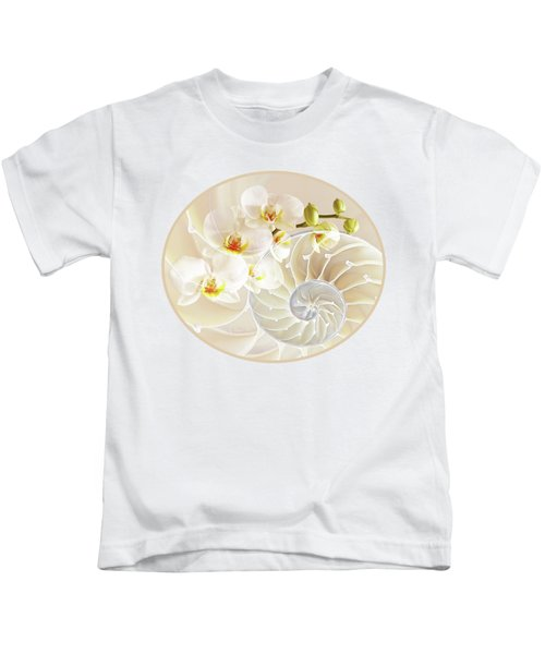 Intimate Fusion Kids T-Shirt by Gill Billington