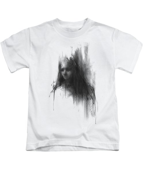 Like A Girl II Kids T-Shirt by Bruno M Carlos
