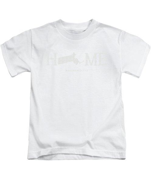 Ma Home Kids T-Shirt by Nancy Ingersoll