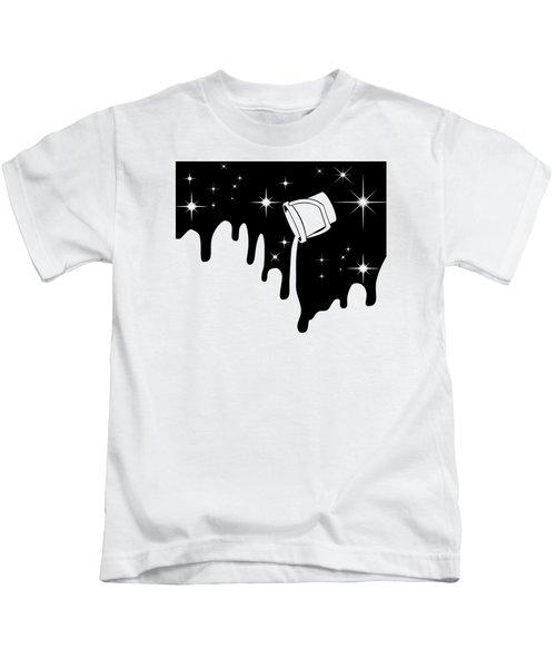 Minimal  Kids T-Shirt by Mark Ashkenazi