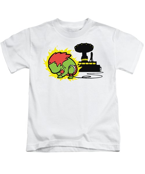 Monster Kids T-Shirt by Opoble Opoble