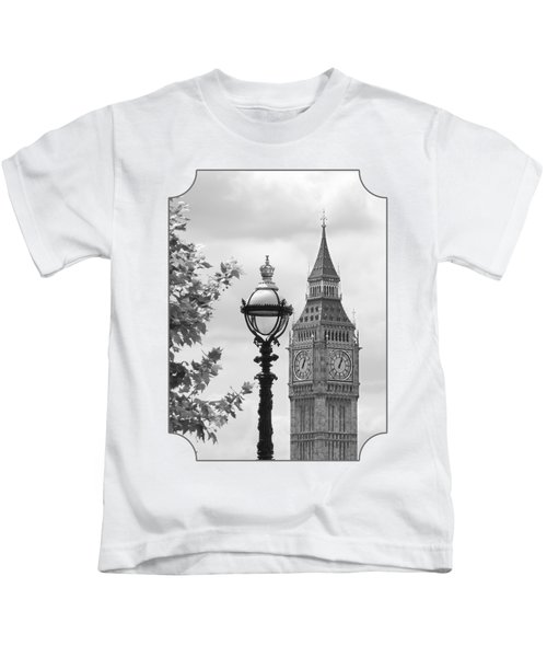 Time For Lunch Kids T-Shirt by Gill Billington