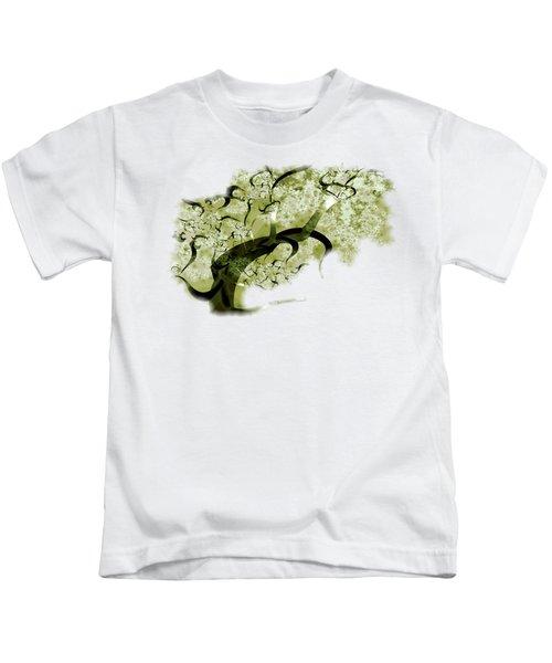 Wishing Tree Kids T-Shirt by Anastasiya Malakhova