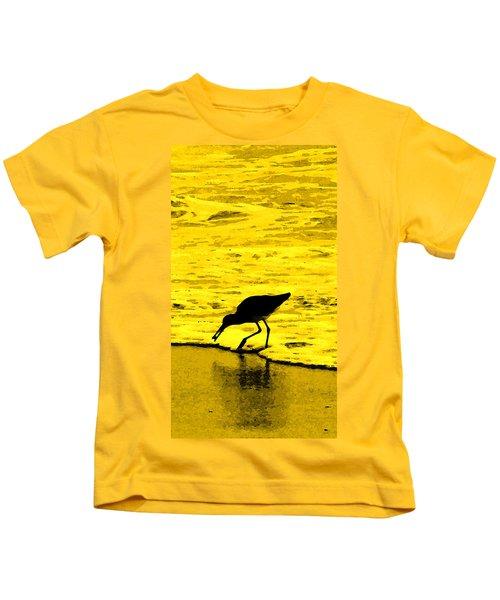This Beach Belongs To Me Kids T-Shirt by Ian  MacDonald