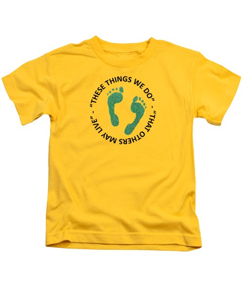 Combat Search And Rescue Kids T-Shirt by Julio Lopez