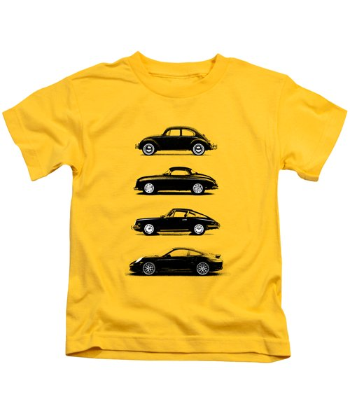 Evolution Kids T-Shirt by Mark Rogan
