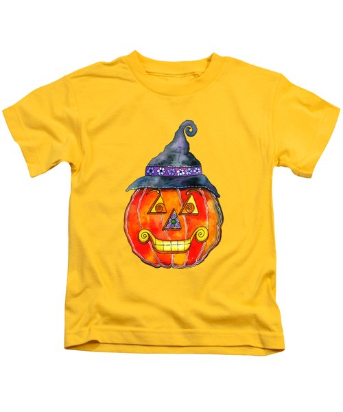 Jack Kids T-Shirt by Shelley Wallace Ylst