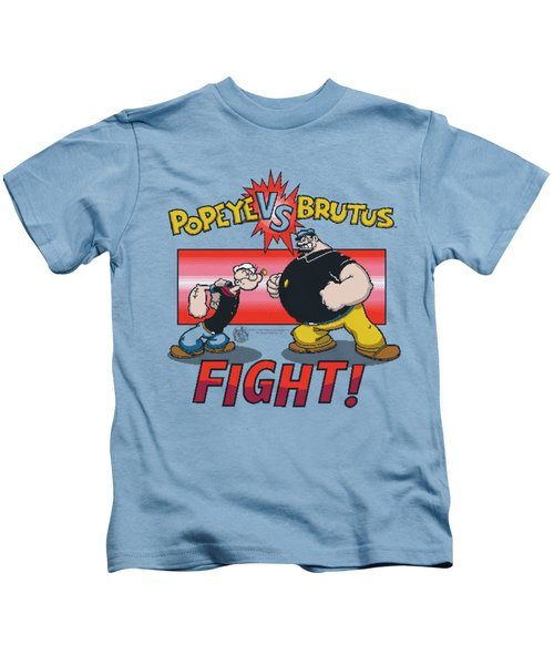 Popeye - Flight Kids T-Shirt by Brand A