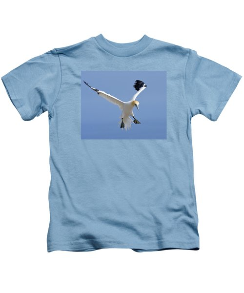 Expanding Surface Kids T-Shirt by Tony Beck