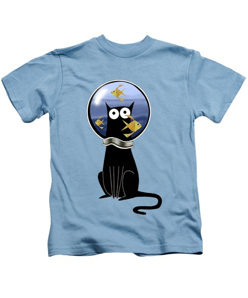 Guilty  Kids T-Shirt by Andrew Hitchen