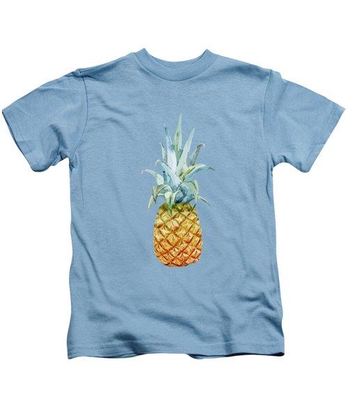 Summer Kids T-Shirt by Mark Ashkenazi