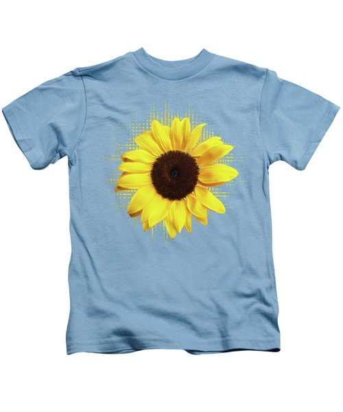 Sunlover Kids T-Shirt by Gill Billington