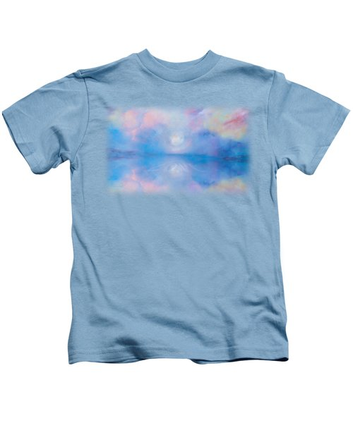 The Gift Of Life Kids T-Shirt by Korrine Holt