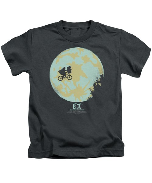Et - In The Moon Kids T-Shirt by Brand A