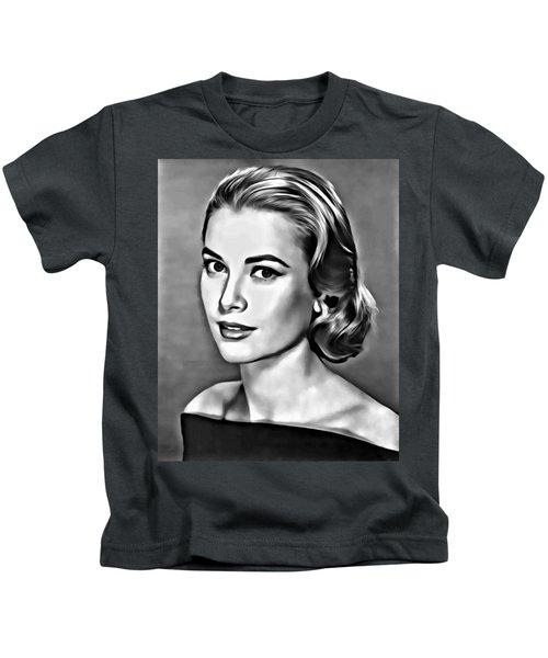 Grace Kids T-Shirt by Florian Rodarte