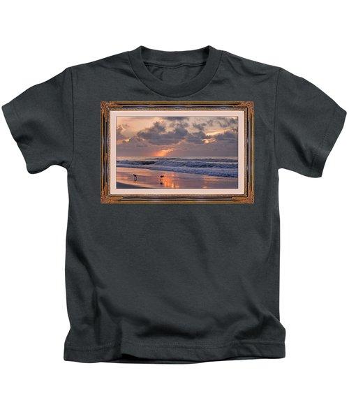 Lifetime Love Kids T-Shirt by Betsy Knapp