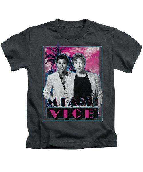 Miami Vice - Gotchya Kids T-Shirt by Brand A
