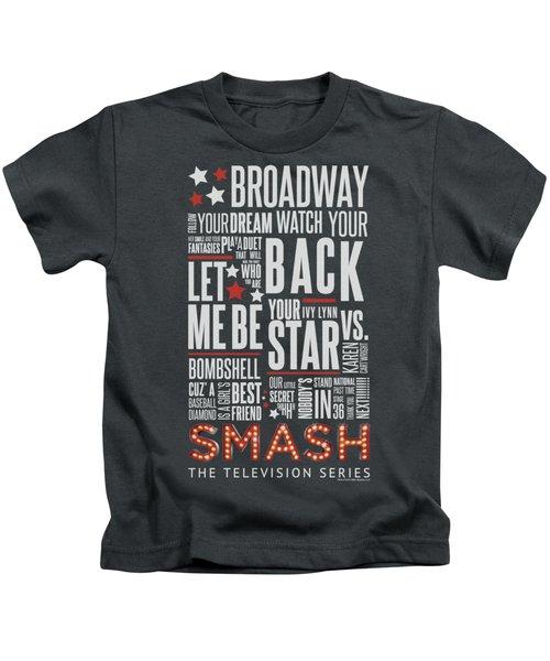Smash - Broadway Kids T-Shirt by Brand A