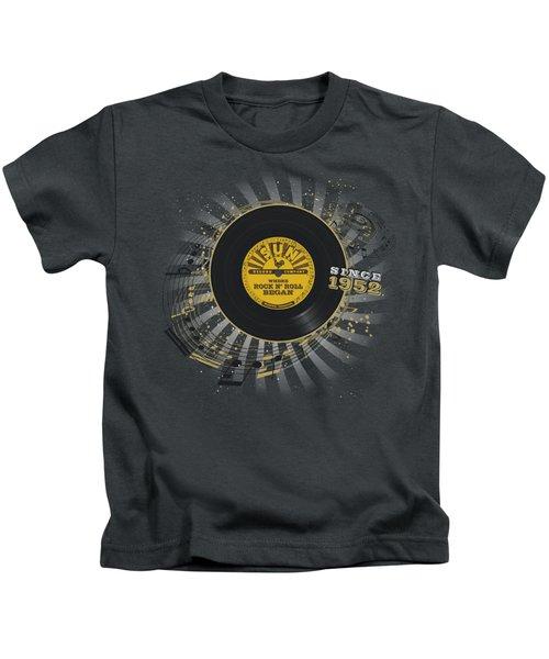 Sun - Established Kids T-Shirt by Brand A