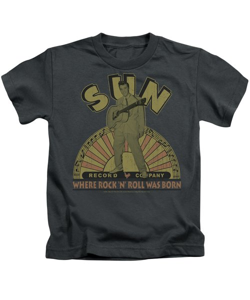Sun - Original Son Kids T-Shirt by Brand A