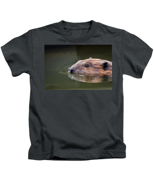The Beaver Kids T-Shirt by Bill Wakeley