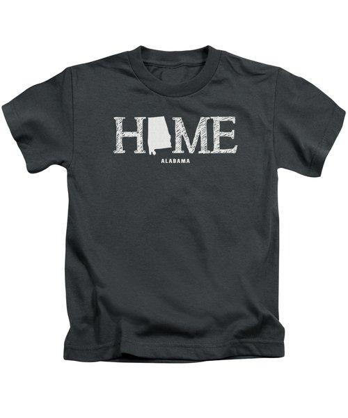 Al Home Kids T-Shirt by Nancy Ingersoll