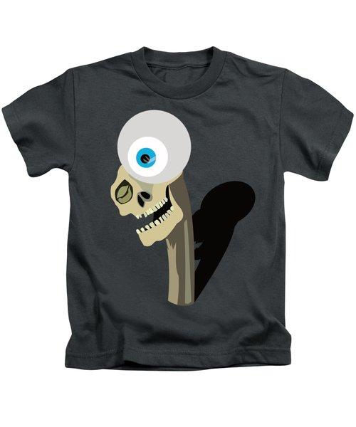Alfred Kubin Kids T-Shirt by Michael Jordan