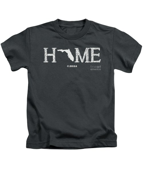 Fl Home Kids T-Shirt by Nancy Ingersoll