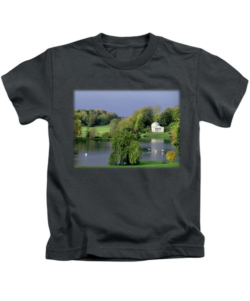 Before The Storm Kids T-Shirt by Jon Delorme