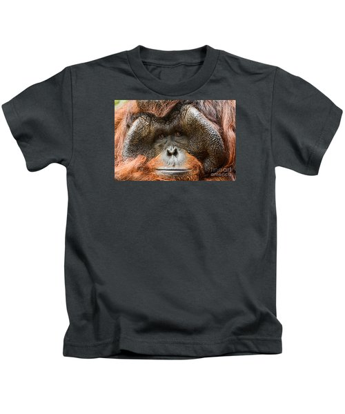 Deep In Thought Kids T-Shirt by Jamie Pham