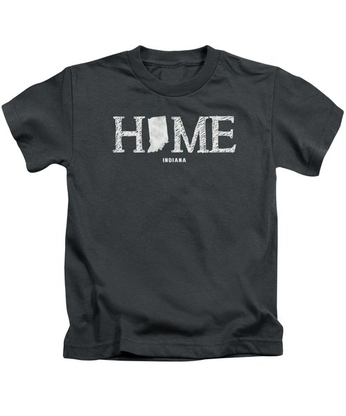In Home Kids T-Shirt by Nancy Ingersoll