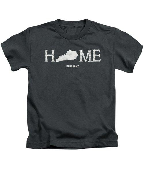Ky Home Kids T-Shirt by Nancy Ingersoll