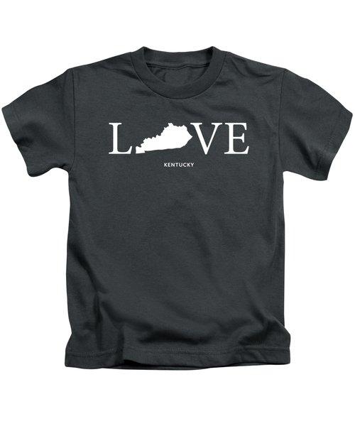 Ky Love Kids T-Shirt by Nancy Ingersoll