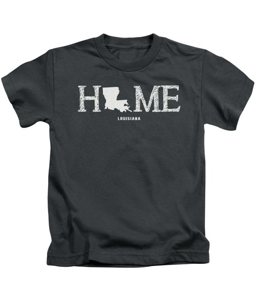 La Home Kids T-Shirt by Nancy Ingersoll