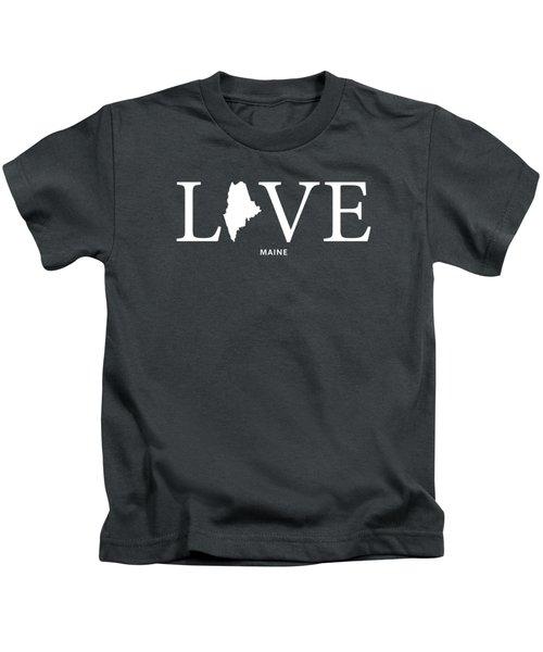 Me Love Kids T-Shirt by Nancy Ingersoll