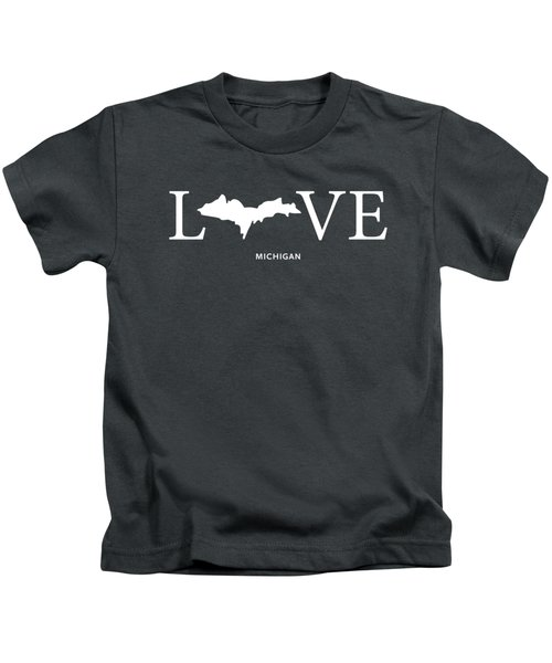 Mi Love Kids T-Shirt by Nancy Ingersoll