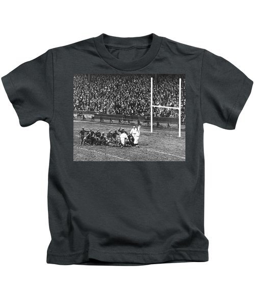 One For The Gipper Kids T-Shirt by Underwood Archives