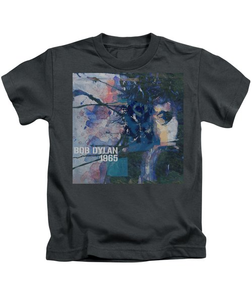 Positively 4th Street Kids T-Shirt by Paul Lovering