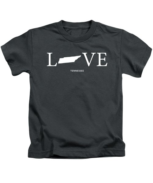 Tn Love Kids T-Shirt by Nancy Ingersoll