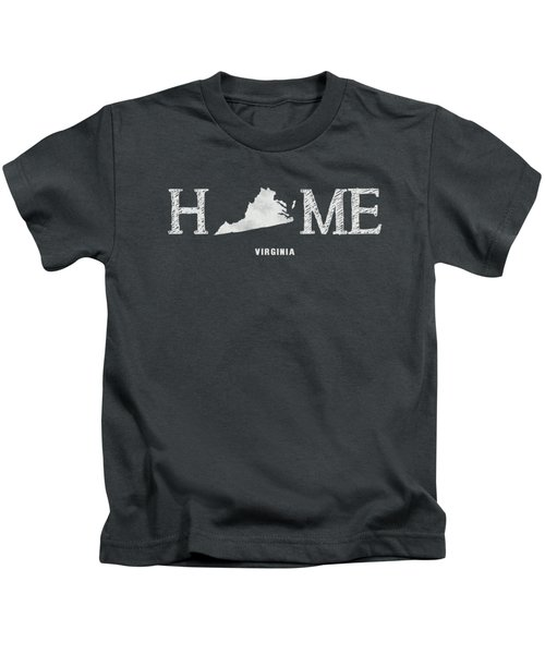 Va Home Kids T-Shirt by Nancy Ingersoll