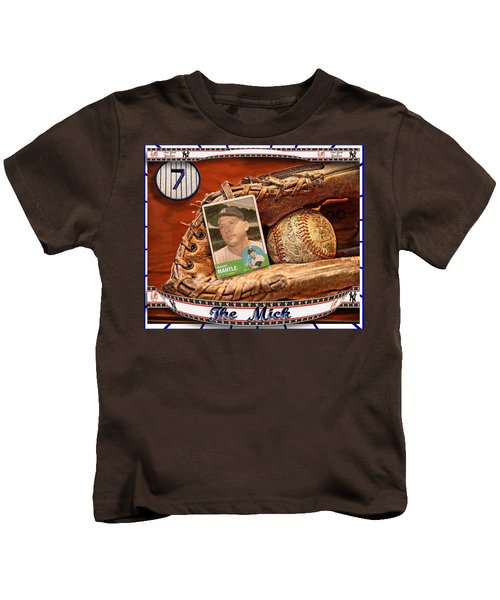 The Mick Kids T-Shirt by John Anderson