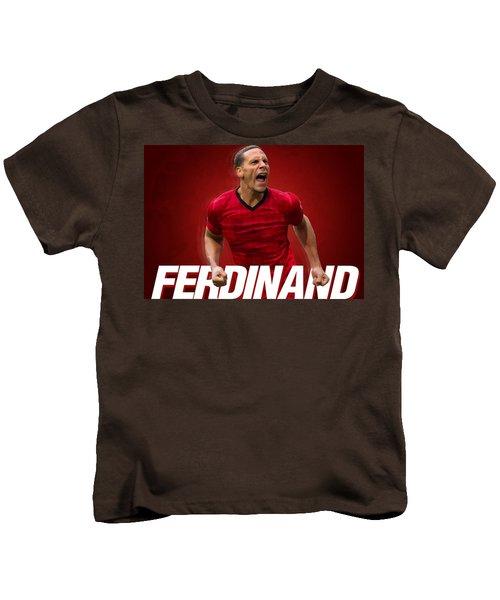 Ferdinand Kids T-Shirt by Semih Yurdabak