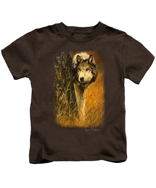 Interested Kids T-Shirt by Lucie Bilodeau