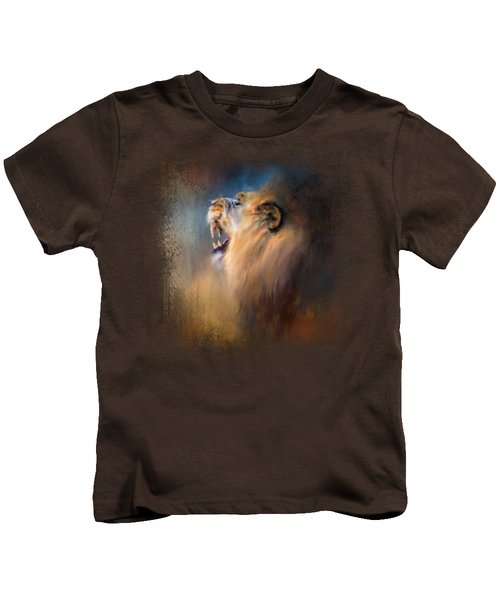 Looking For The Dentist Kids T-Shirt by Jai Johnson