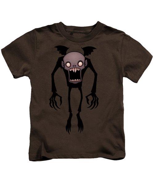 Nosferatu Kids T-Shirt by John Schwegel