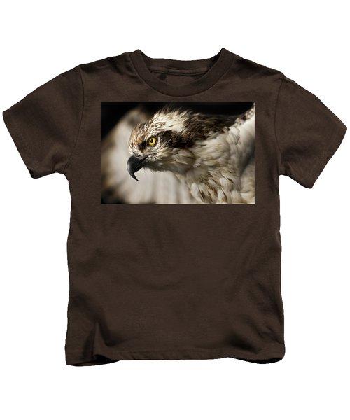 Osprey Kids T-Shirt by Adam Romanowicz
